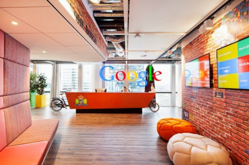 Singapore's Own Googleplex: From The View Of An Intern
