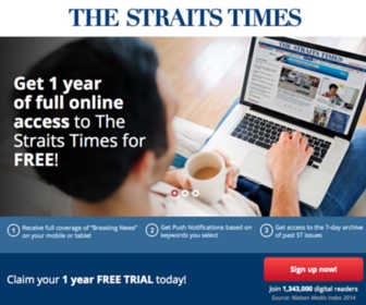 The Straits Times