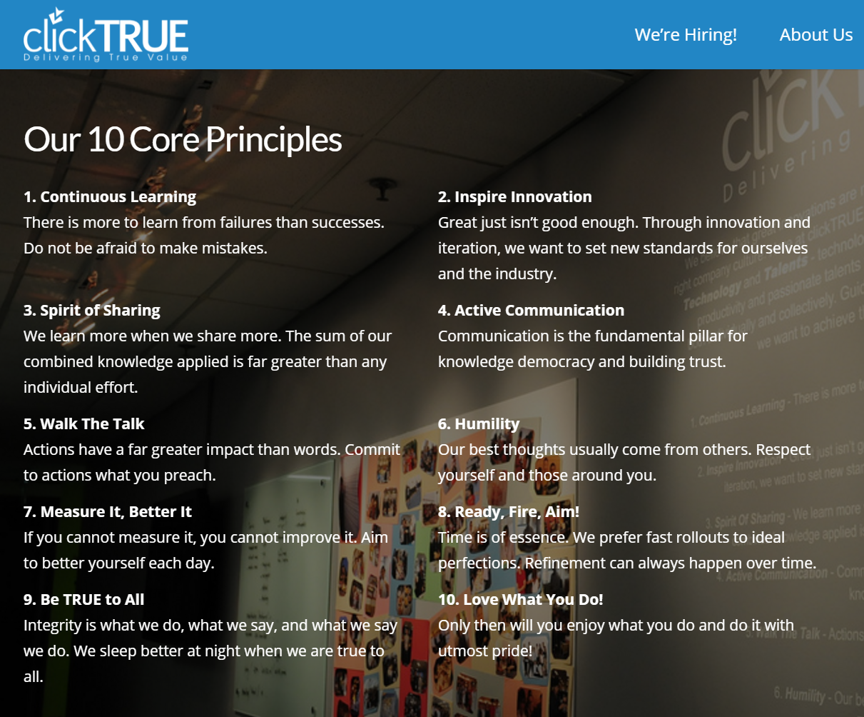 clicktrue-core-values