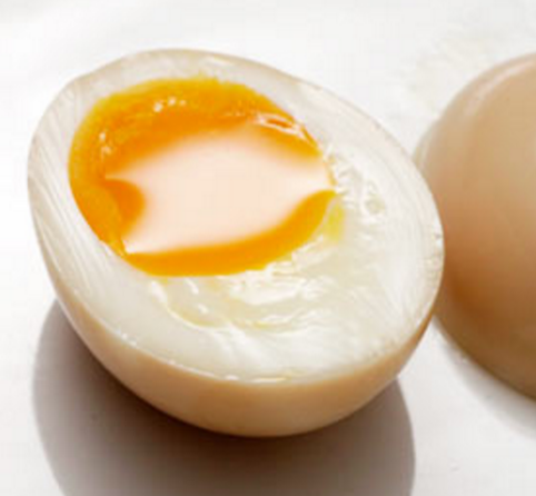 A Tamago Onsen Egg vs Hard Boiled Egg Story
