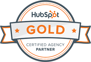 We are HubSpot Gold Solutions Partner